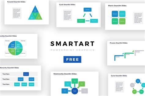 powerpoint smartart templates   graphics