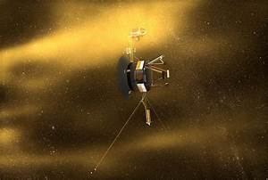 Voyager 1 Wallpaper 1366X768 - Pics about space