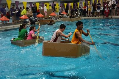 physics fun cardboard boat regatta lakewood city school district