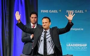 Ireland elects first gay prime minister Leo Varadkar
