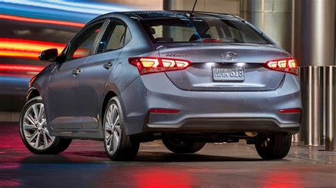 2019 Hyundai Accent  Review Youtube