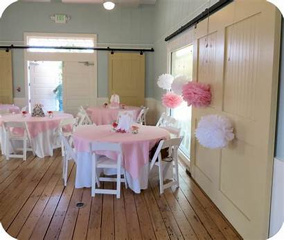 Shower Decorations Table Sweet Beginnings Diy Centerpiece