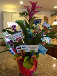 End of Year Gift Card Tree