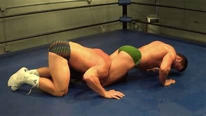 Wrestling Muscleboy Bruno Beast Tanner Steve Li
