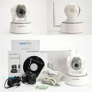 Wlan überwachungskamera Test : wansview q2 im test berwachungskamera mit nachtsicht motor lautsprecher und mikrofon wlan ~ Orissabook.com Haus und Dekorationen