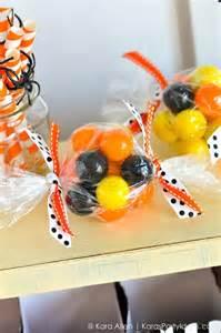 Halloween Kids Party Favor Ideas