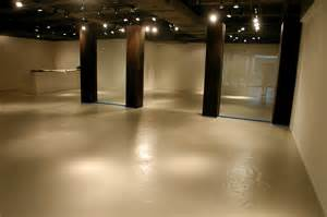 Poured Concrete Floors Gallery