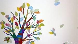 Stickers Arbre Chambre Bébé : un univers pour grandir en douceur mes doudoux et ~ Melissatoandfro.com Idées de Décoration