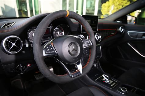 a 45 amg interieur mercedes 45 amg shooting brake interieur