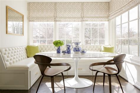 corner breakfast nook with storage dining nooks design breakfast nook ideas for small kitchens and dining rooms 79332