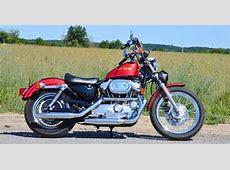 1996 HarleyDavidson Sportster XL883 Hugger Motorcycle