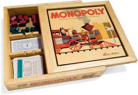 Eclectic Ephemera Monopoly Celebrates Its 75th Anniversary