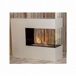 Chauffage à L éthanol : cheminee bio ethanol romane ~ Premium-room.com Idées de Décoration