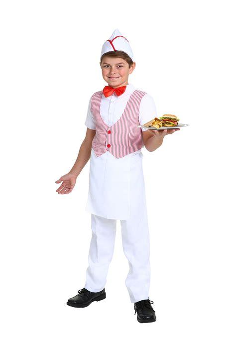 50s Car Hop Costume for Boys