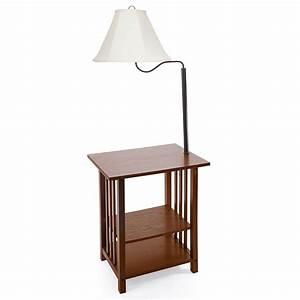 Better homes and gardens quot victorian floor lamp for Better homes and garden floor lamp combo antique nickel