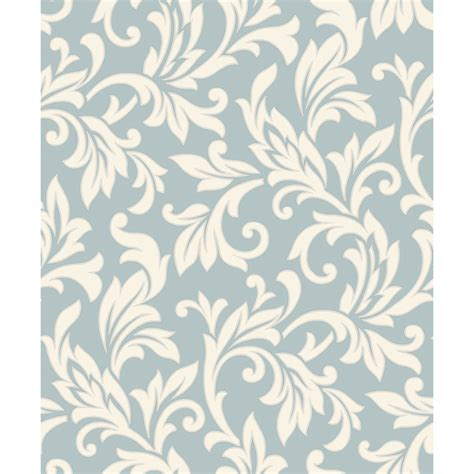 rasch allure damask wallpaper duck egg decorating diy