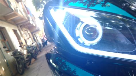 Best Modification R15 by R15 Best Headlight Modification The Best