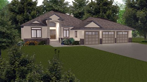 house plans   car garage   house plan bungalows plans  designs treesranchcom