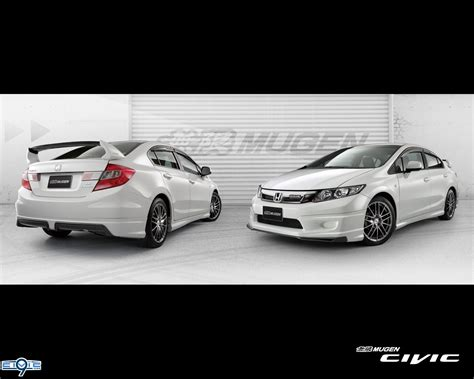 Announcement Of New Mugen Parts For 9th Gen Civic