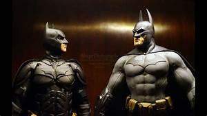HOT TOYS ARKHAM CITY BATMAN FIGURE REVIEW - YouTube