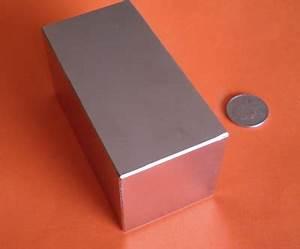 Neodymium Price Chart Strong Magnets 3 In X 2 In X 2 In Neodymium Rare Earth