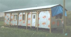 build an ultra inexpensive energy efficient house best With cheap pole barn insulation