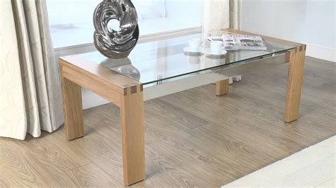 This luxurious coffee table is cleverly designed and slides open to reveal a mirrored spacious looking. 2021 Popular Dark Wood Coffee Tables with Glass Top