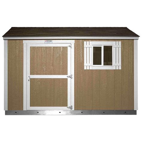 tuff shed home depot display tuff shed installed tahoe 8 ft x 12 ft x 8 ft 6 in