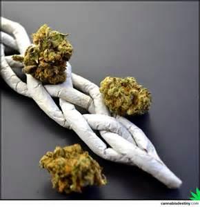 Marijuana Weed Joint