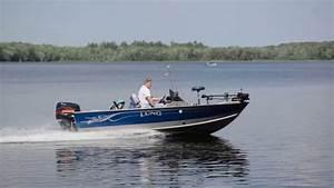 2001 Lund Mr Pike Blue Vapor