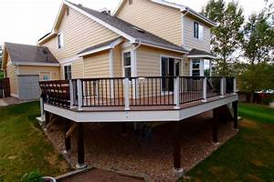 Luxescape Landscape Design Installation Contractor Greater Denver Area Deck Living Easy And Smart Deck Designs