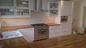 Weiße Granit Spüle : arbeitsplatte premium eiche galerie worktop ~ Michelbontemps.com Haus und Dekorationen