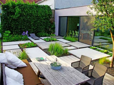Garden Minimalist by Modern Backyard Garden Design Idea 2019 Ideas