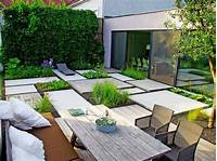 perfect minimalist patio design خيارات مبتكرة للحديقة الخلفية - مؤسسة المرافق المطورة - مؤسسة المرافق المطورة