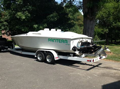 Craigslist Maryland Boats by Pantera Powerboat For Sale In Maryland