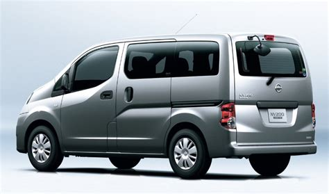 When Does Nissan Release 2020 Models by 2020 Nissan Nv200 Changes Release Date Specs Interior