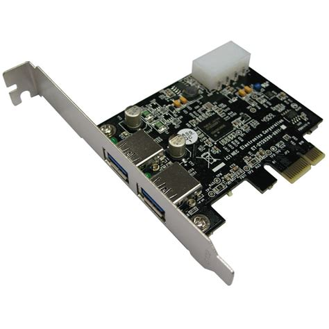Buy the latest usb 3.0 pci card gearbest.com offers the best usb 3.0 pci card products online shopping. 2 Port USB 3.0 PCI-E Adapter Card - PI Manufacturing