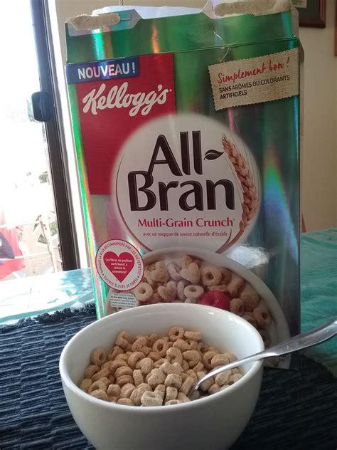 all bran multi grain crunch cereal reviews in cereal