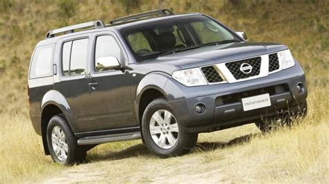 Used Nissan Pathfinder Review: 2005-2009