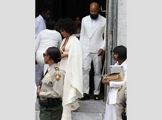 Solange Wears A Special Jumpsuit To Her Wedding Celebrities