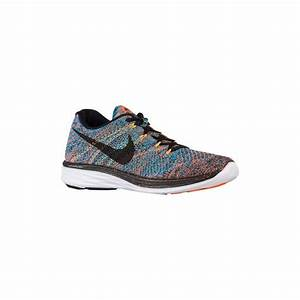 orange and blue nike shoes,Nike Flyknit Lunar 3 - Men's ...