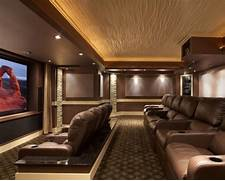 home theater designs pics splendid home theater design with modular art ceiling and walls. Interior Design Ideas. Home Design Ideas