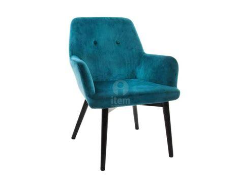 fauteuil bleu canard vert fonc 233 pas cher moderne