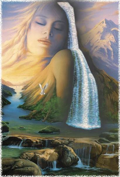 Mother Naturaleza Madre Earth Existira Siempre Nature