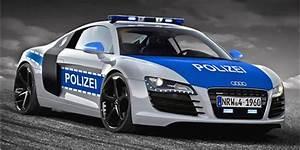 Coole Autos Bilder : audi bulli und polizei r8 von cupa design ~ Watch28wear.com Haus und Dekorationen