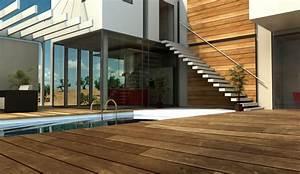 Installer Une Terrasse En Bois : l installation d une terrasse en bois c mon web ~ Farleysfitness.com Idées de Décoration