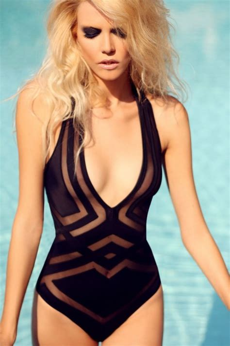 27 hot one piece swimsuits to rock this summer styleoholic