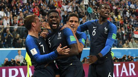 World Cup Final Odds France Opens Huge Favorites