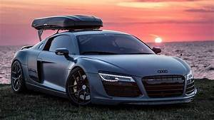 Spend 5 Minutes With The Last Audi R8 Fitted With A Manual