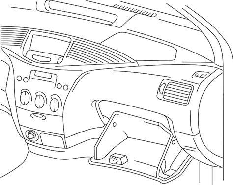 Outline, Drawing, Car, Cartoon, Inside, Board, Dash